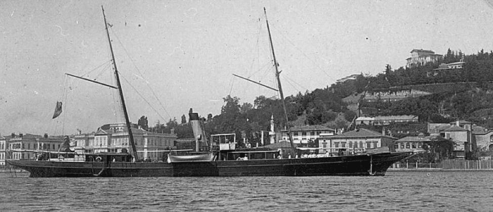 Подводная археологическая экспедиция на судно «Лукулл»